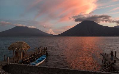 GUATEMALA – From Chichicastenango to Lago Atitlan