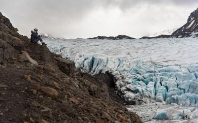 ISLANDE : La côte sud jusqu'à Jökulsárlón