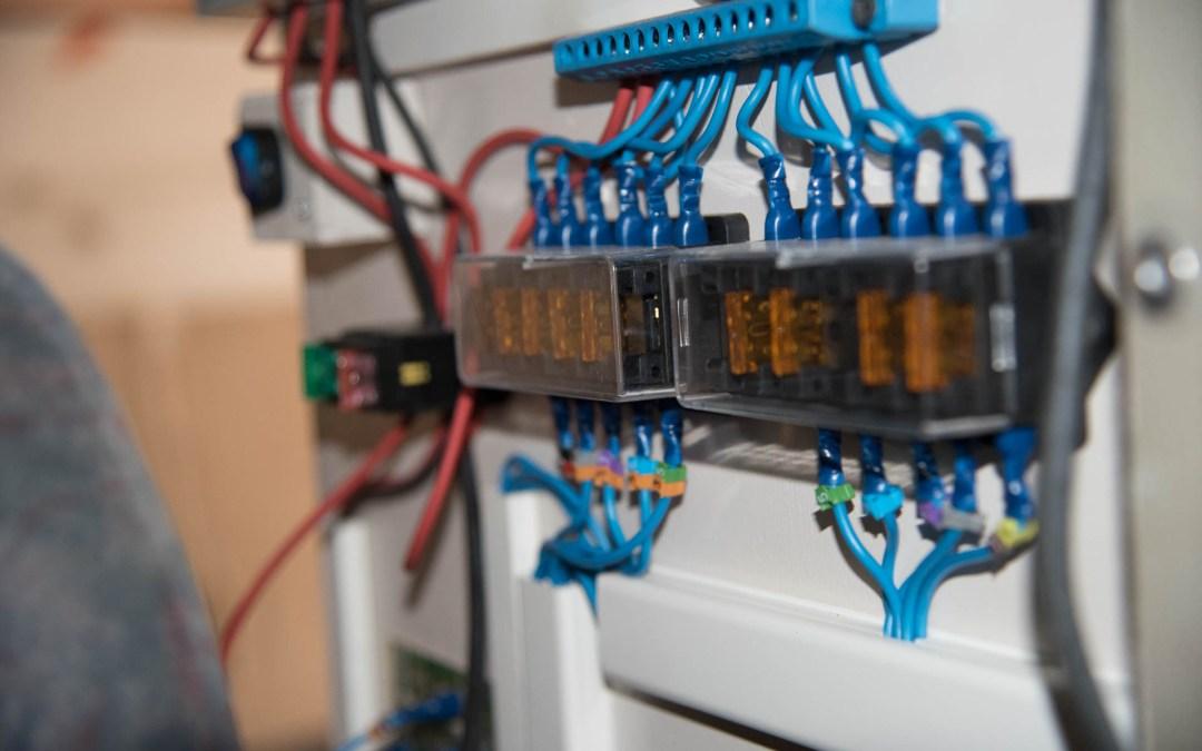 Aménager son camion : l'électricité