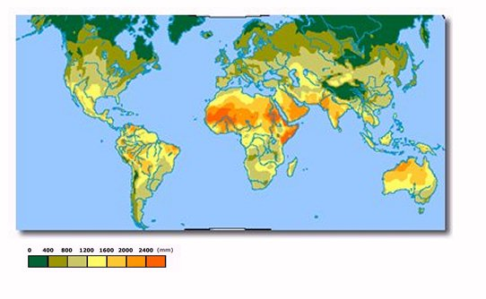 Evapotranspiration_carte