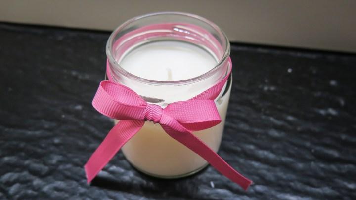 DIY vonné svíčky s esenciálními oleji