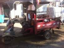 Tuktuk du patron...