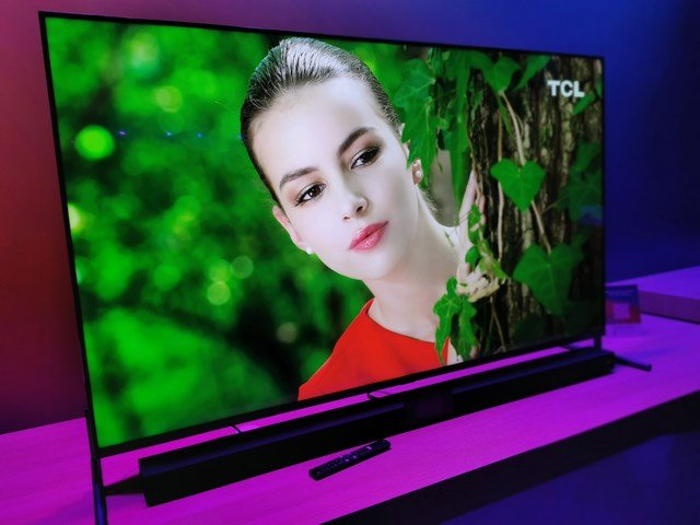 tv qled x series chez tcl avec du 4k
