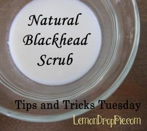 blackhead scrub