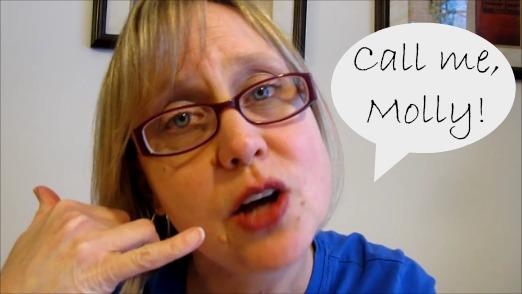 Call me Molly