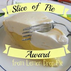 Slice of Pie Award (2)