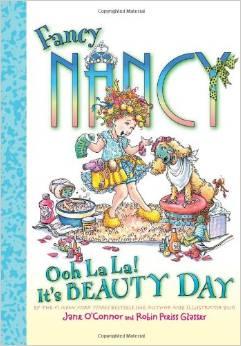 Fancy Nancy Beauty Day