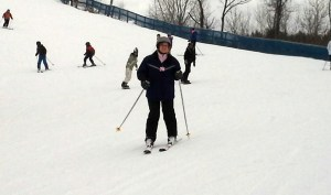skiing Alpine Valley