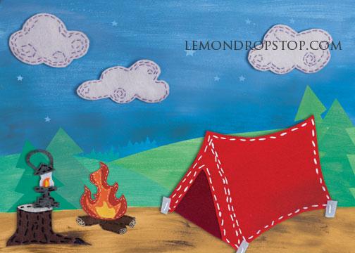 LemonDrop Shop Backdrops