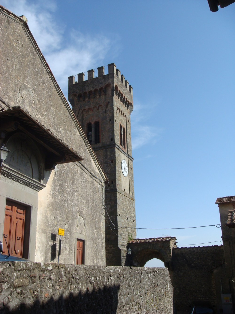 cozzile-campanile