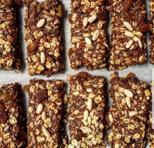larabars with rolled oats