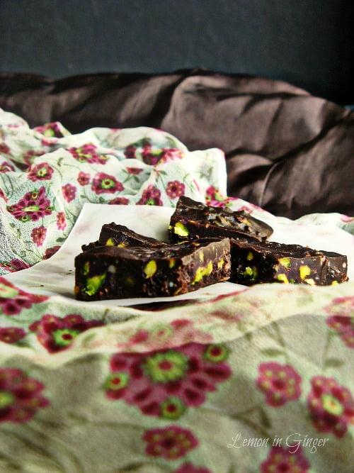 Instant Chocolate Fudge