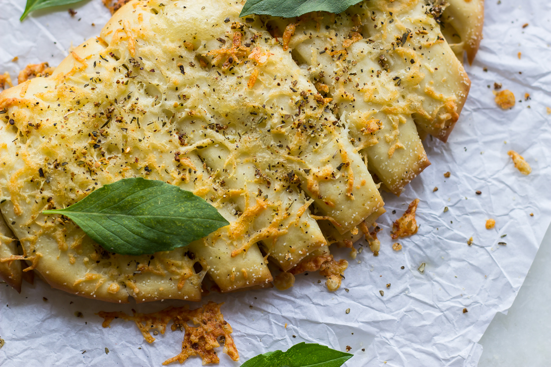 Cheesy Garlic Sticks | Bread