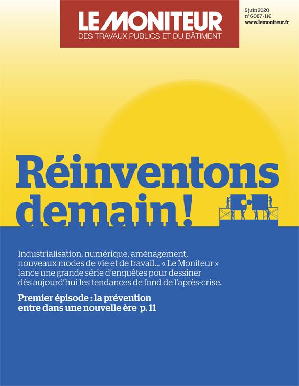 Le Moniteur Des Travaux Publics : moniteur, travaux, publics, Archives, Moniteur, N°6087