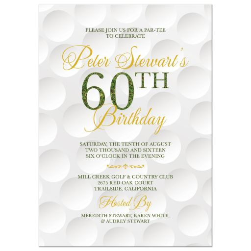 Christening And Birthday Invitation