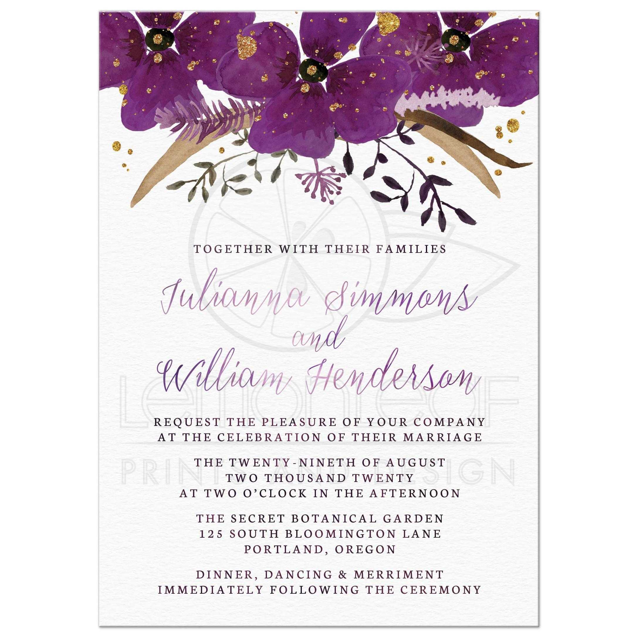Ivory Bridal Shower Invitations
