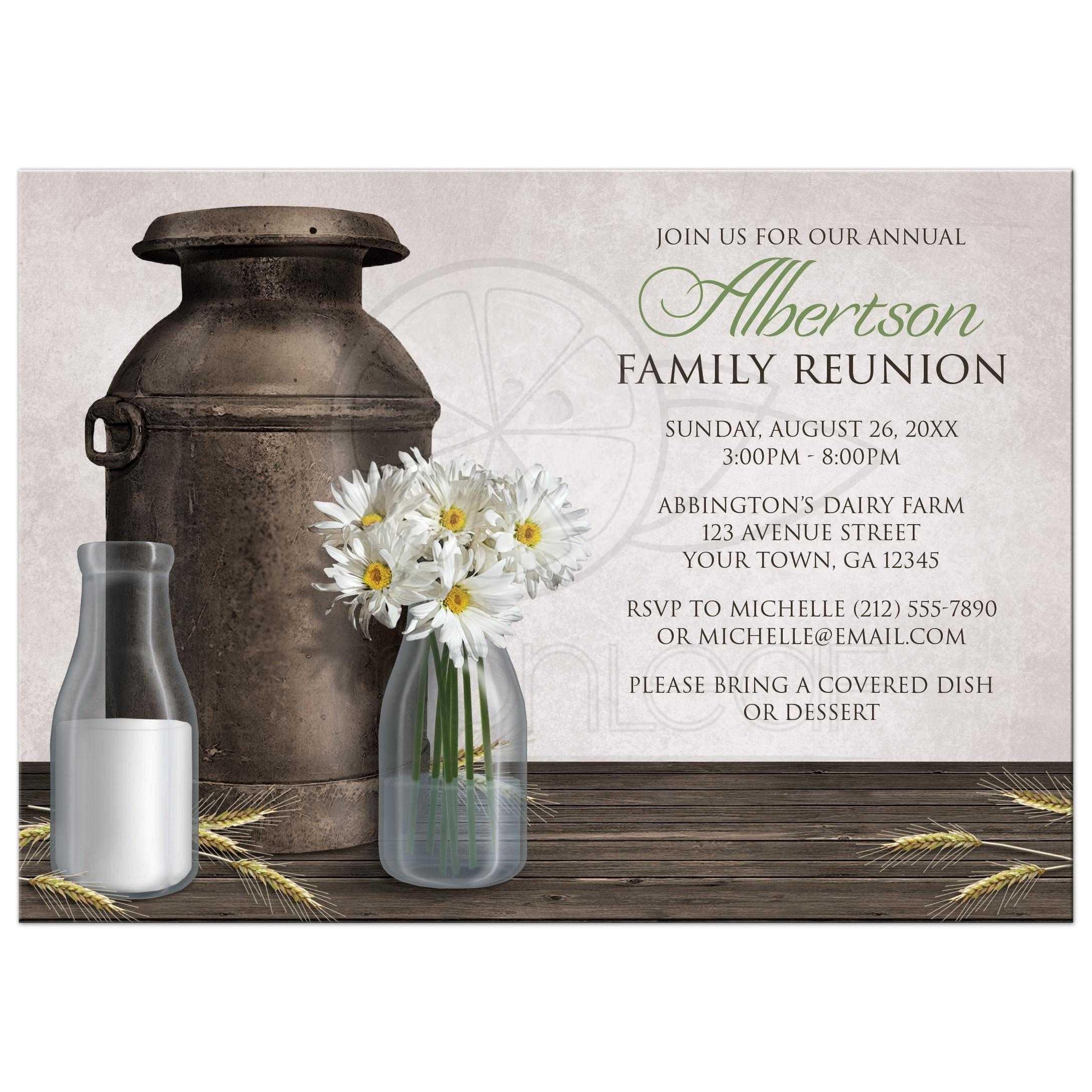 Folded Baptism Invitations