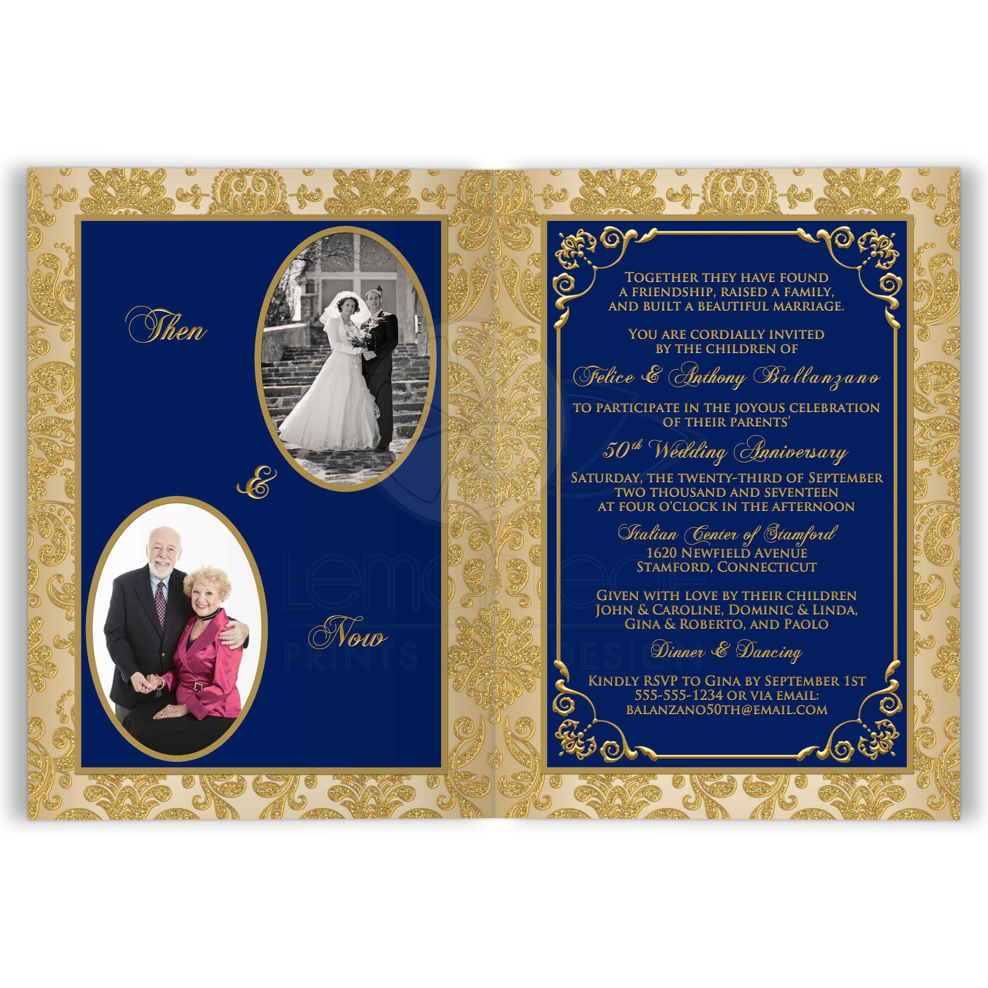 Double Christening Invitations