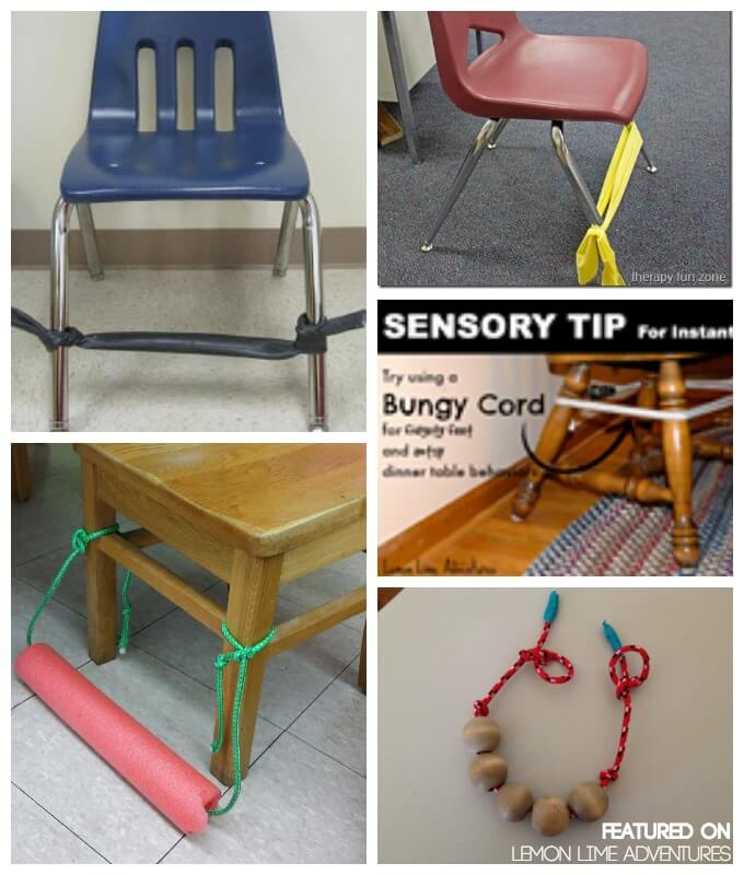 Sensory Hacks to Focus a Fidgety Child That dont involve