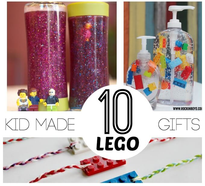 10 lego gifts kids