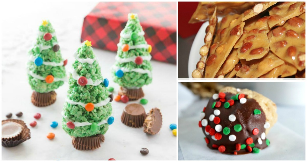 No Bake Christmas Ornaments