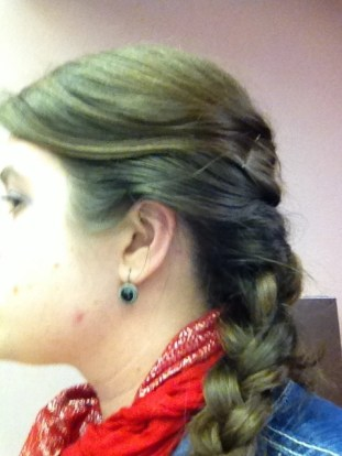 that braid!
