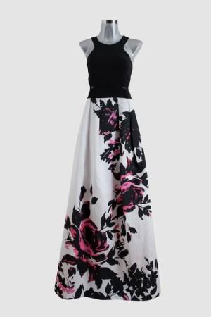 renta-de-vestidos-en-puebla-blanco-con-negro-blosas-frente