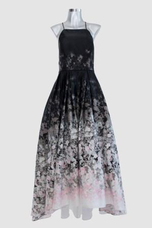 Vestido-high-low-negro-con-blanco-de-renta-en-Puebla_F