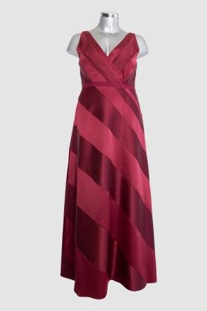 Vestido-largo-vino-metálico-cuello-V_F