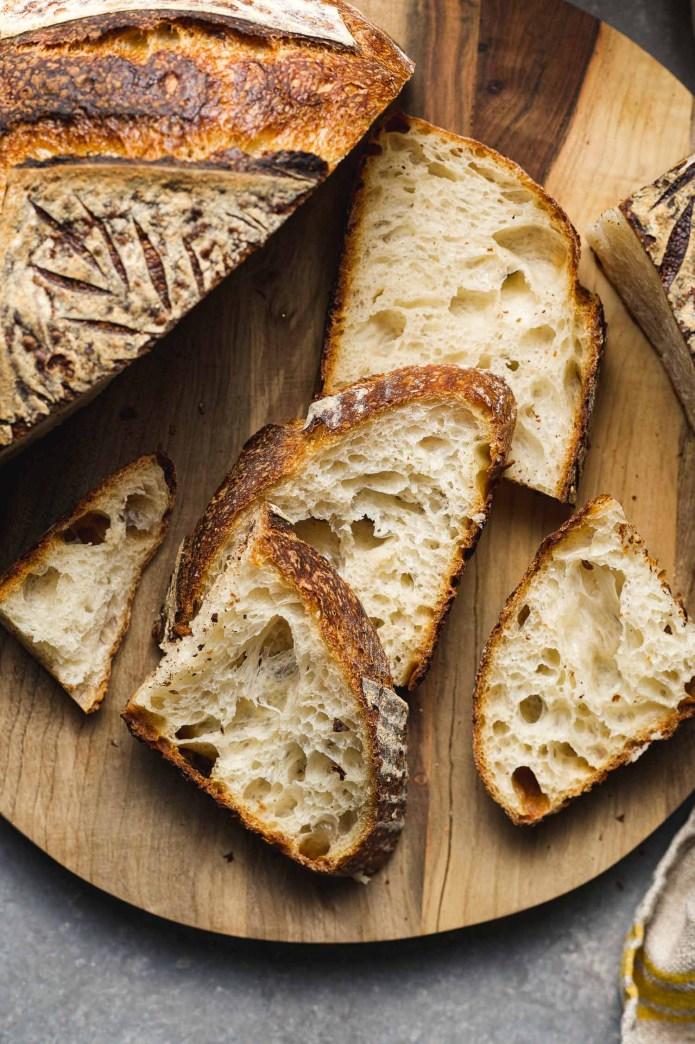 Sourdough Bread My Master Recipe Lemons Anchovies