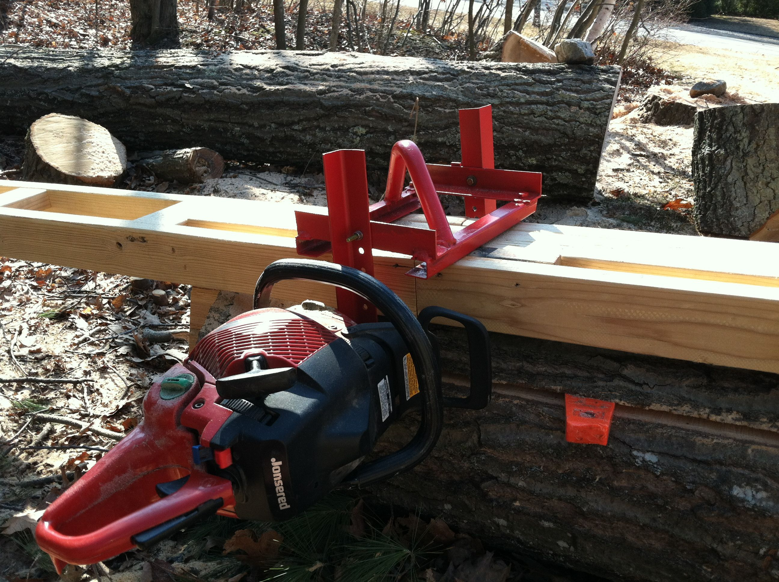 Chainsaw Mill Rental