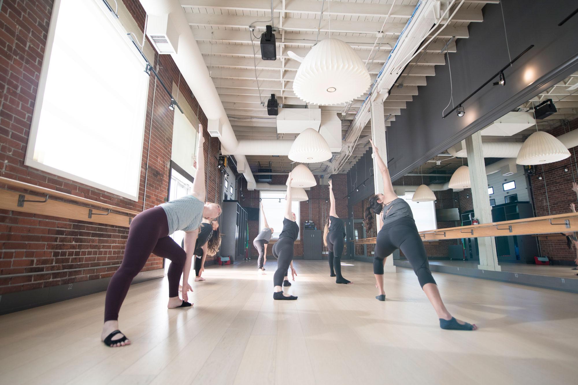 Barre Workout Pregnancy