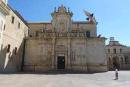 Lecce's cathedral