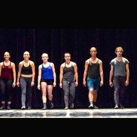 Lemon Sponge Cake Contemporary Ballet performance Lines Ballet