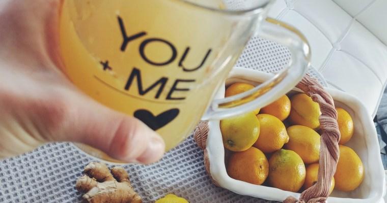 Lemon Squeeze Water