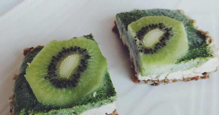 LemonSqueezy Kiwi Cake