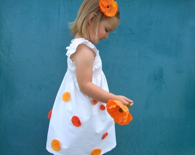 The Poppy Dress: Tutorial