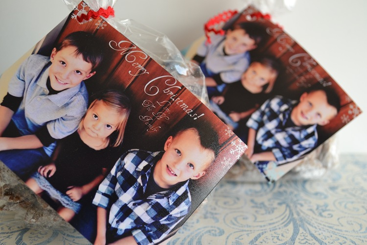 Photo Gift Tags: Tutorial