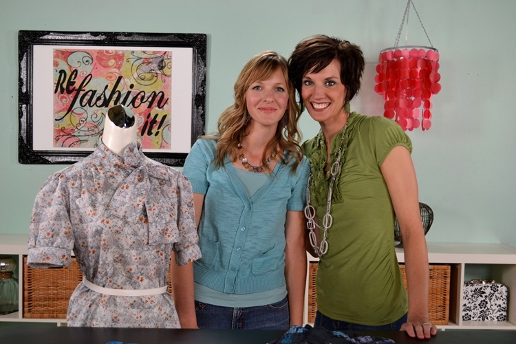 Guest on Refashion It (My Craft Channel Episode)