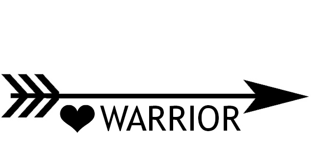 Heart Warrior Shirts // lemon squeezy home
