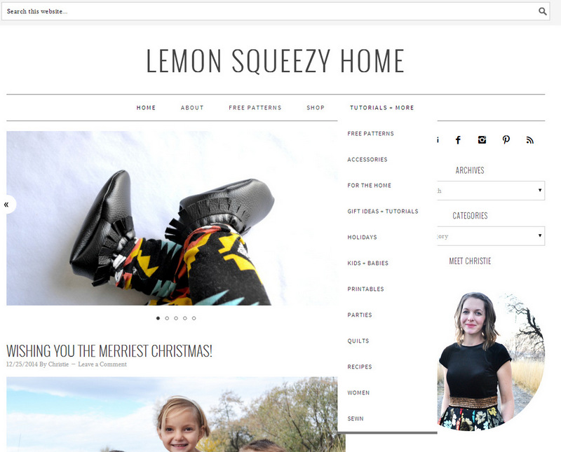 New Blog Look