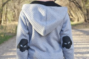 Elbow Patches: Tutorial