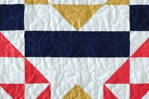 Safflower Quilt Pattern (Coming August!)
