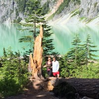 Blanca Lake hike...and the 2 things I learned