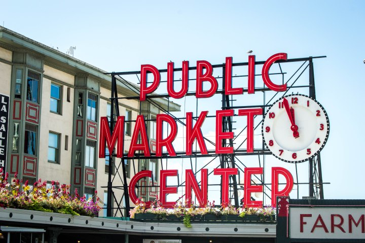 Seattle Pikes Place Market