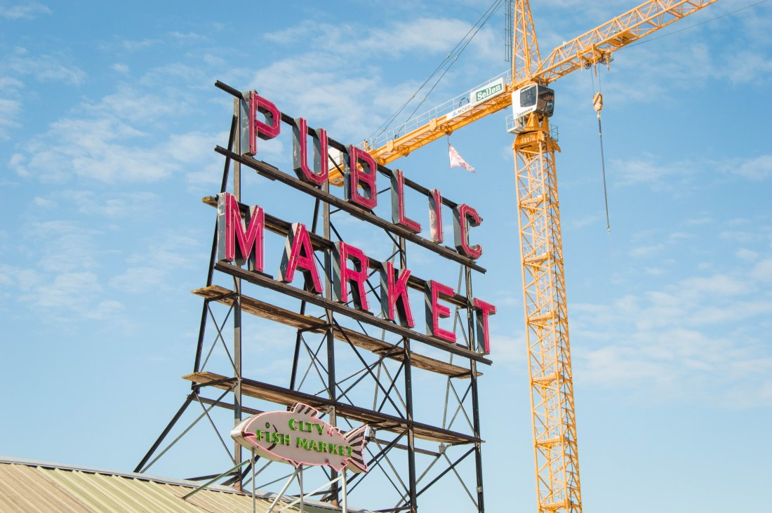 Pikes Place Market Seattle