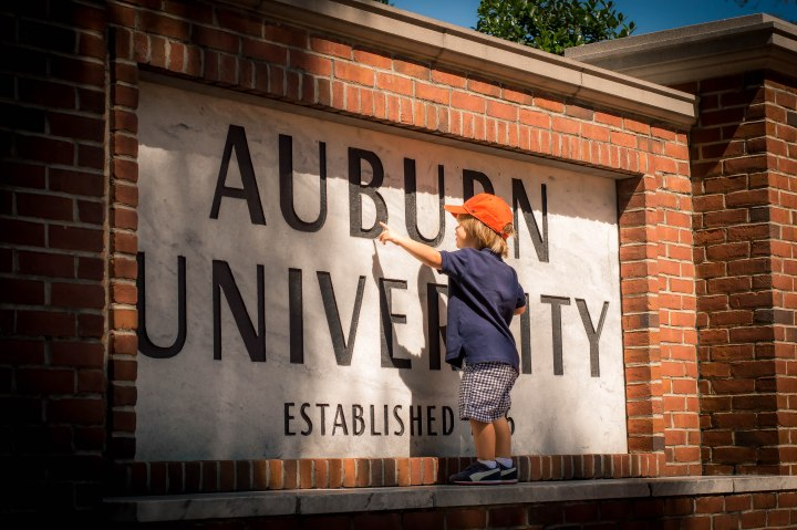 Auburn University: GameDay Sitters