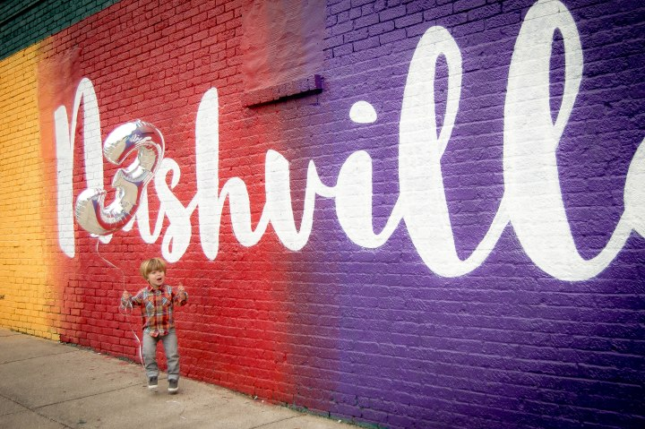 The Best Murals in Nashville