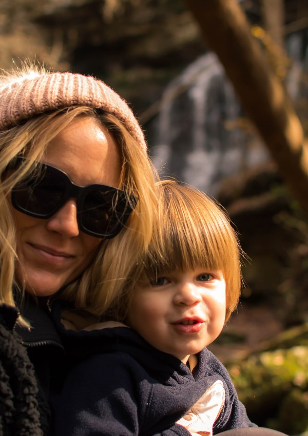 Family Friendly Nashville: Hiking to Machine Falls