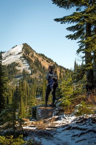 Pacific Crest Trail Washington photography